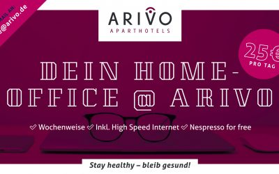 Hotel als Home-Office Alternative